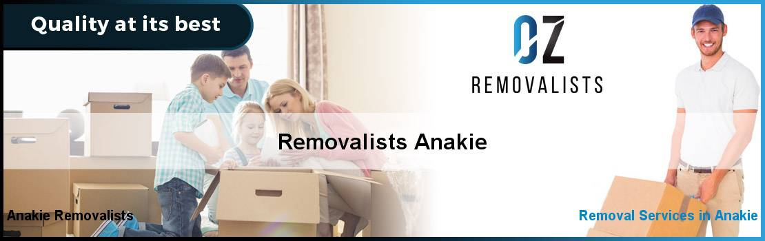 Removalists Anakie