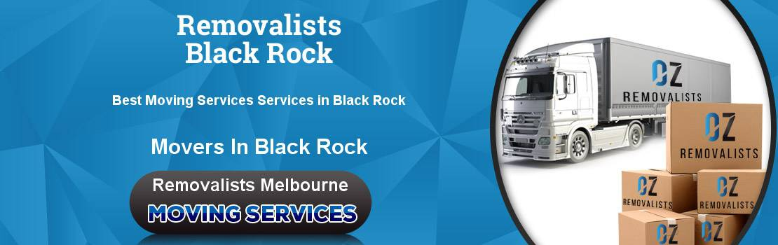 Removalists Black Rock