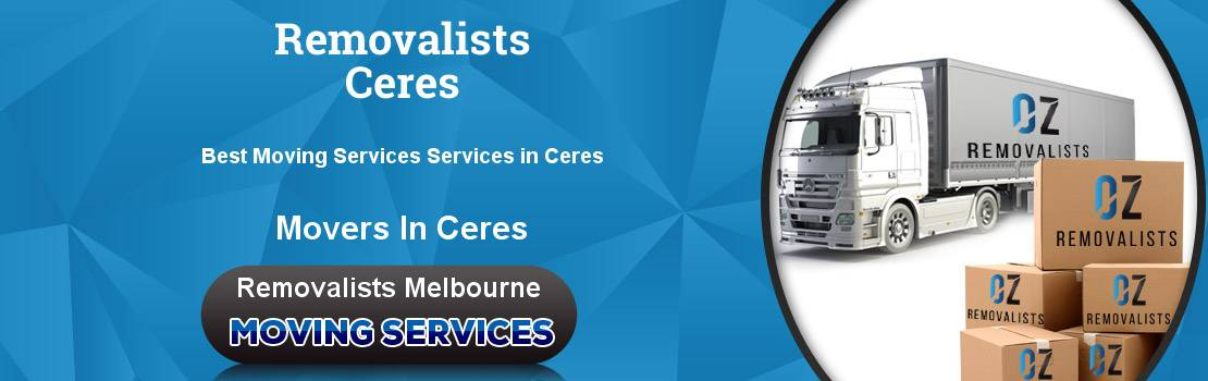 Removalists Ceres