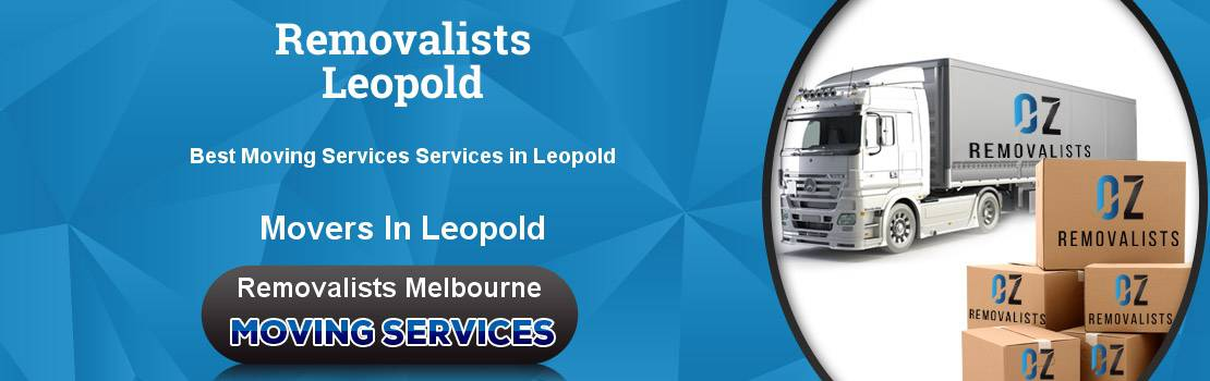 Removalists Leopold