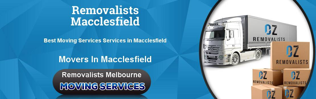 Removalists Macclesfield