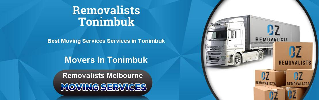 Removalists Tonimbuk