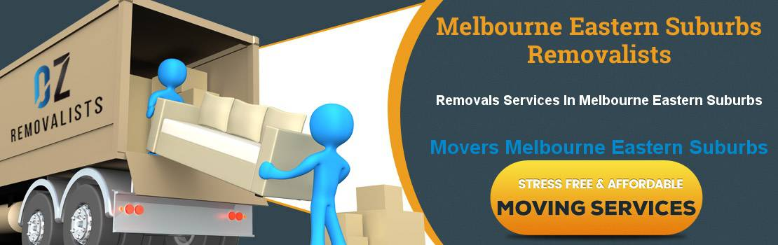 Removals Melbourne Eastern Suburbs