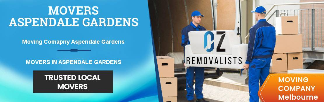 Removals Aspendale Gardens