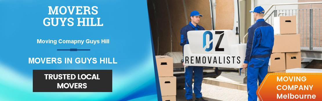 Removals Guys Hill