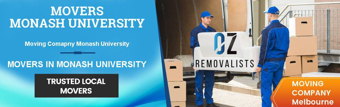 Removals Monash University