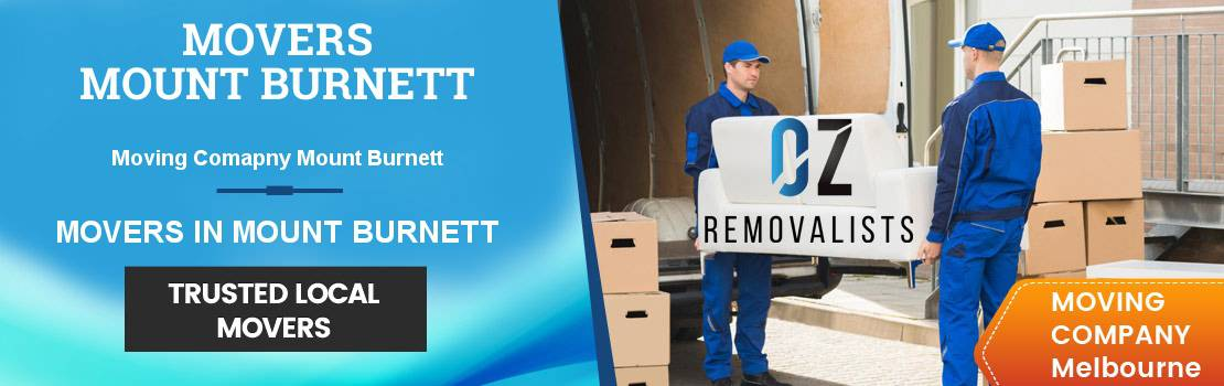Removals Mount Burnett