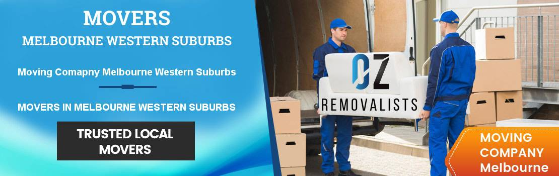 Removals Melbourne Western Suburbs