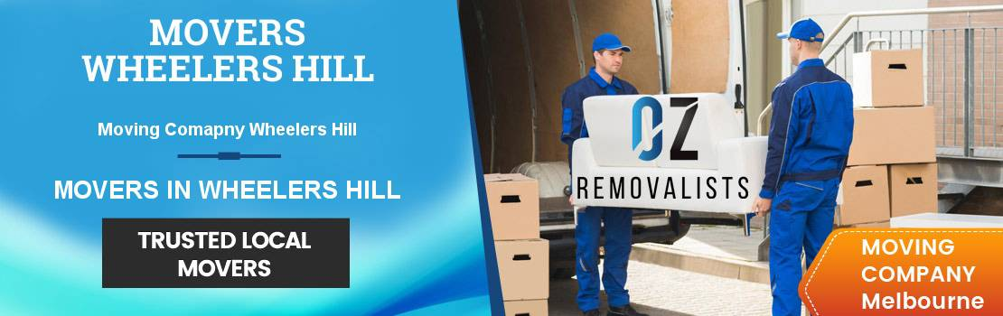Removals Wheelers Hill