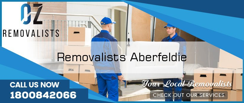 Movers Aberfeldie