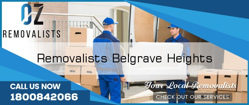 Movers Belgrave Heights