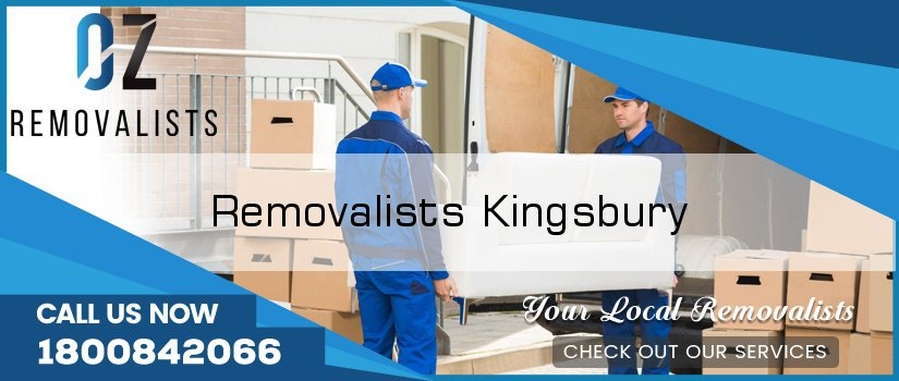 Movers Kingsbury