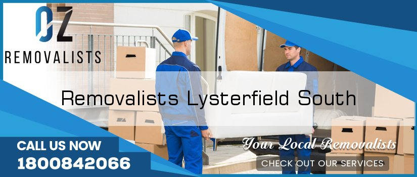 Movers Lysterfield South