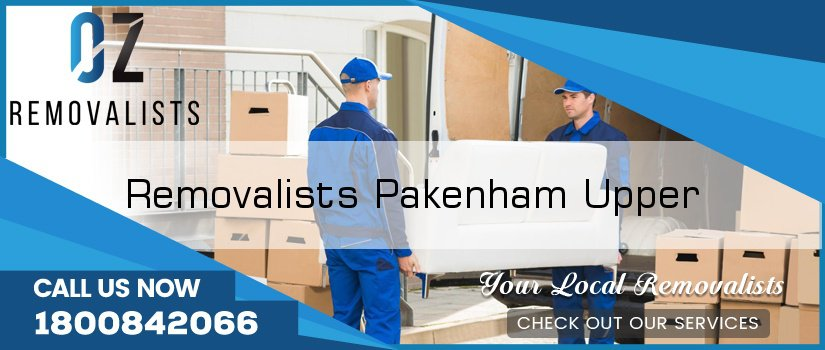 Movers Pakenham Upper