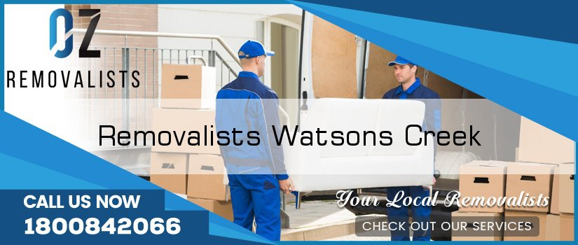 Movers Watsons Creek