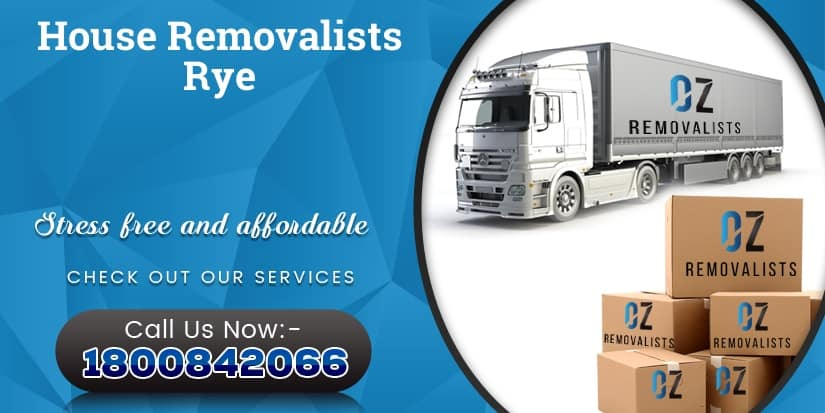 House Removalists Rye