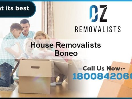 House Removalists Boneo