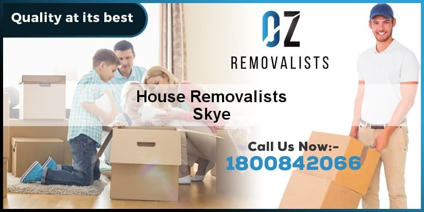 House Removalists Skye