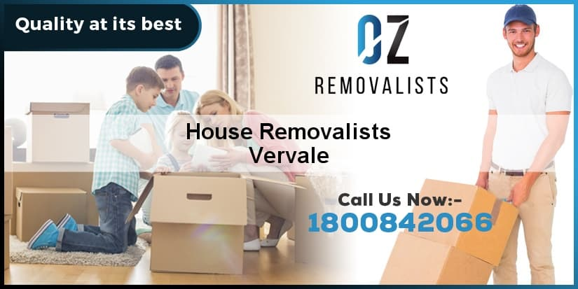 House Removalists Vervale