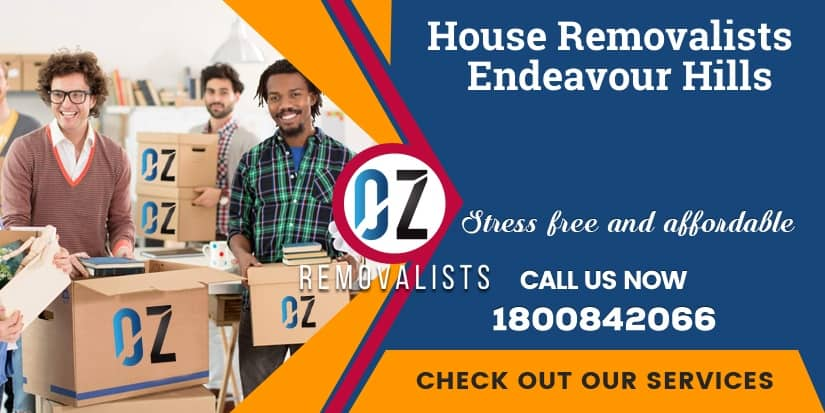 House Movers Endeavour Hills