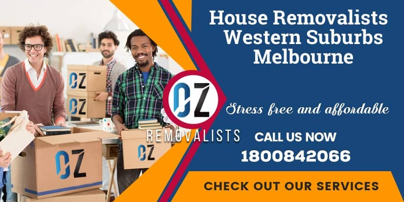 House Movers Western Suburbs Melbourne