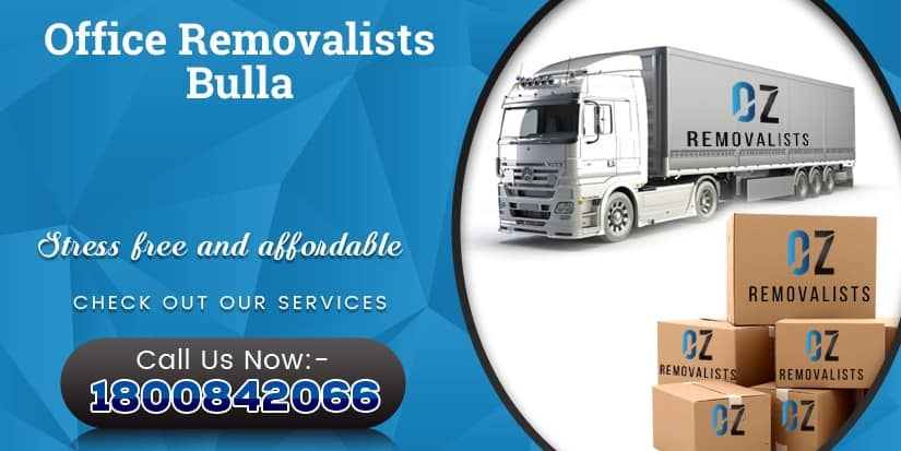 Office Removalists Bulla