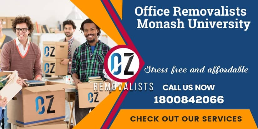 Office Relocalion Monash University