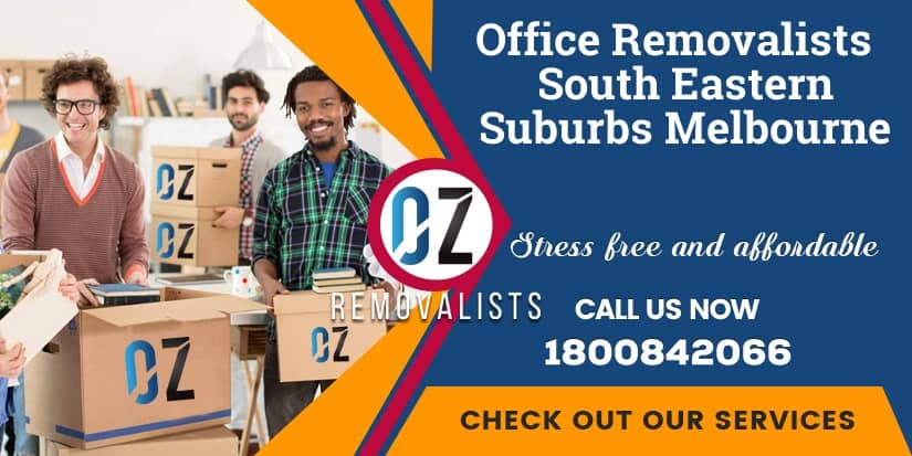 Office Relocalion South Eastern Suburbs Melbourne