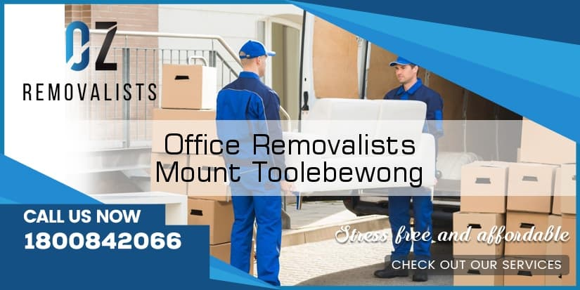 Office Movers Mount Toolebewong
