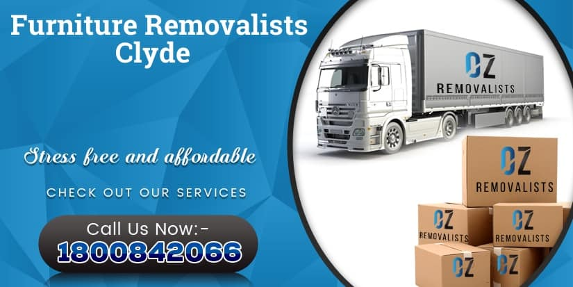 Furniture Removalists Clyde