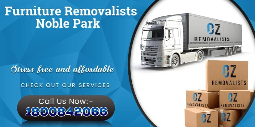 Furniture Removalists Noble Park