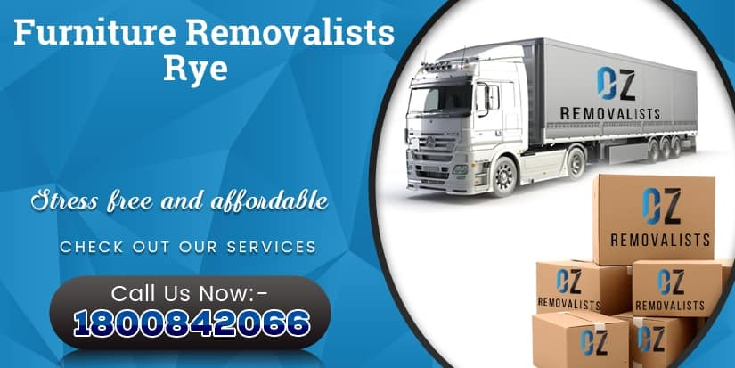 Furniture Removalists Rye
