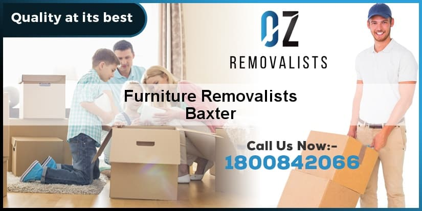 Furniture Removalists Baxter