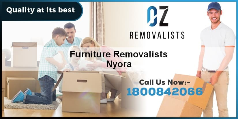 Furniture Removalists Nyora