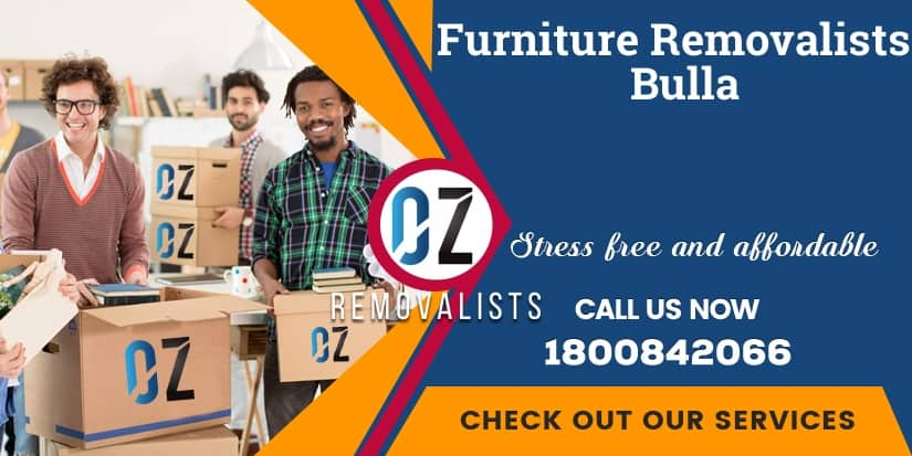 Furniture Removals Bulla