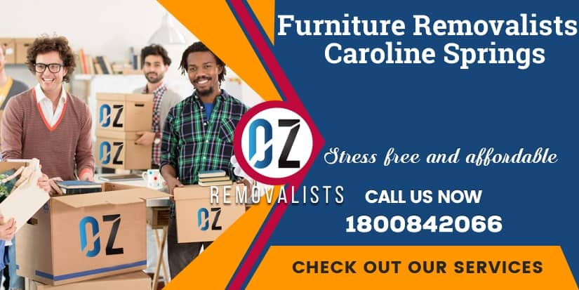 Furniture Removals Caroline Springs