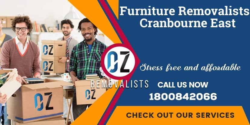 Cranbourne East Furniture Removals