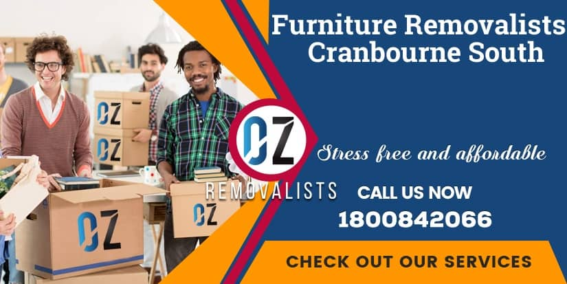 Cranbourne South Furniture Removals