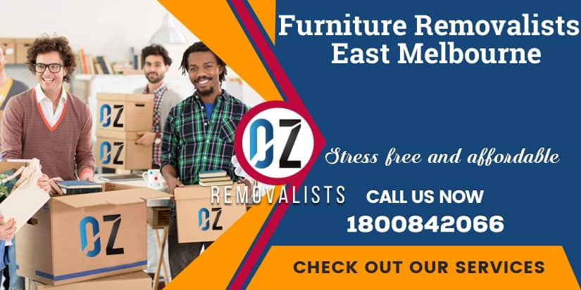 East Melbourne Furniture Removals