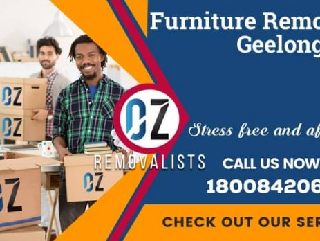Furniture Removals Geelong