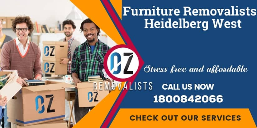 Heidelberg West Furniture Removals