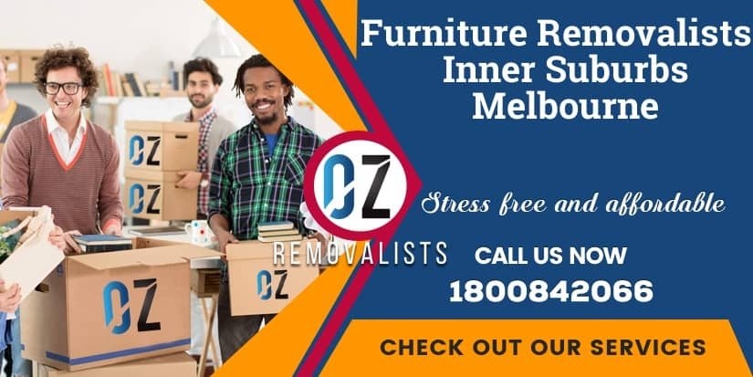 Furniture Removals Inner Suburbs Melbourne