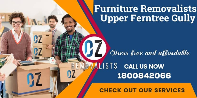 Furniture Removals Upper Ferntree Gully