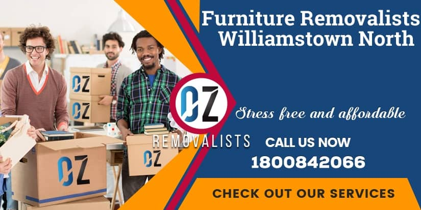 Williamstown North Furniture Removals