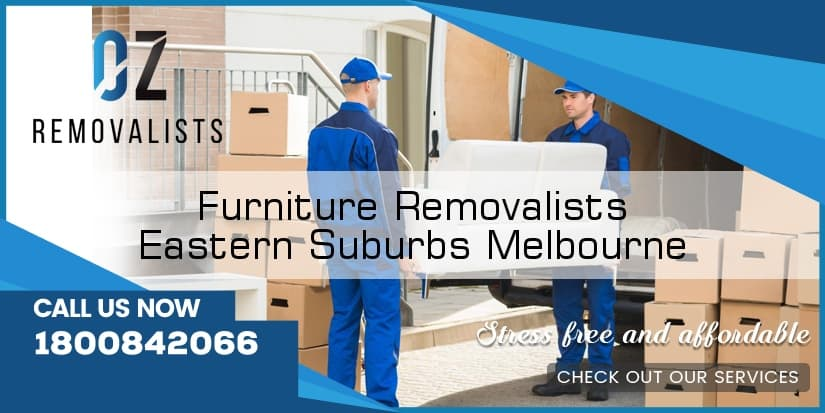 Furniture Movers Eastern Suburbs Melbourne