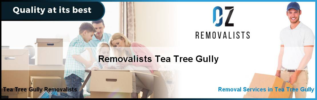 Removalists Tea Tree Gully