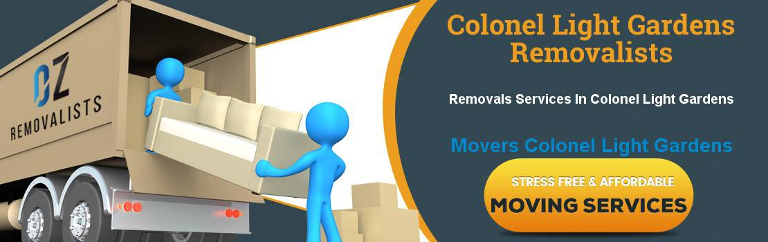 Colonel Light Gardens Removalists