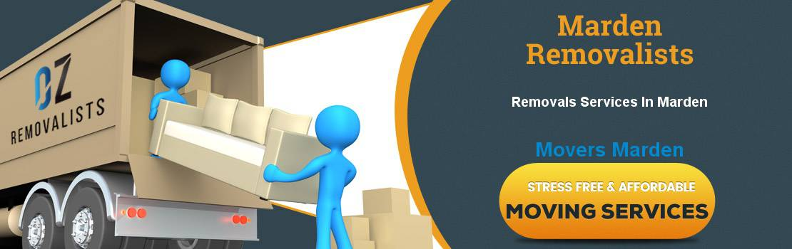 Marden Removalists