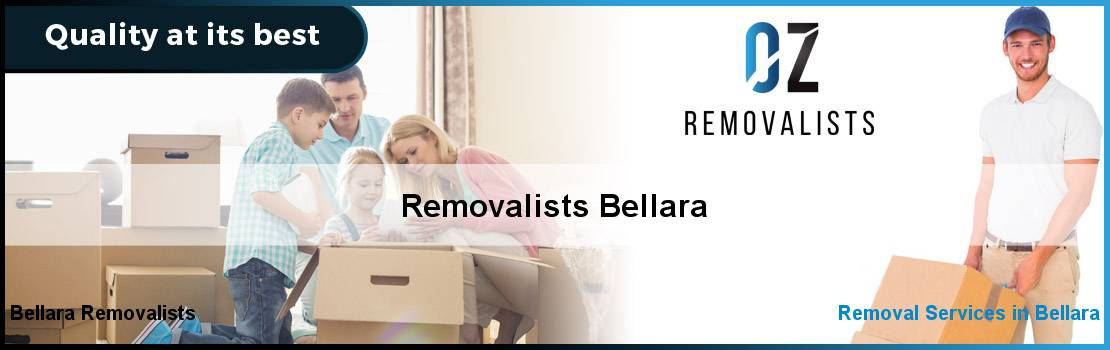 Removalists Bellara