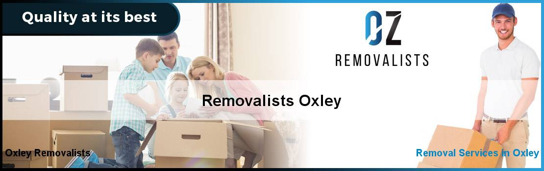 Removalists Oxley
